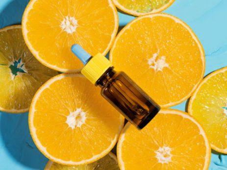 محصولات ویتامین C برای پوست